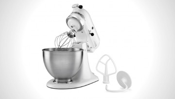 מיקסר ומטחנת בשר KITCHENAID K45 ב- ₪1,590